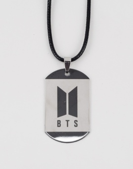 Bts Kpop Kolye FT1148GM