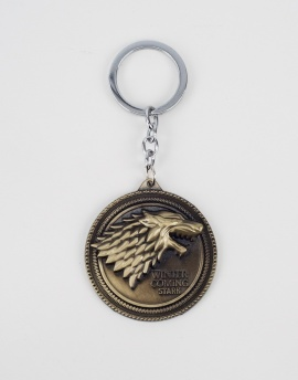 Game Of Thrones Stark Anahtarlık FT1150BK