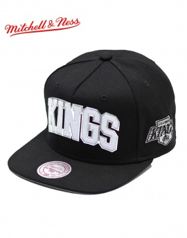 Mitchell & Ness Kings Snapback Şapka DM169SY