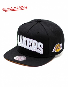 Mitchell & Ness Lakers Snapback Şapka DM168SY