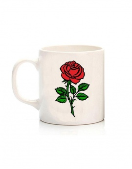 Red Rose Kupa Fincan KS1127BY