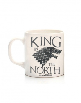 Game Of Thrones Stark Kupa Fincan KS1124BY
