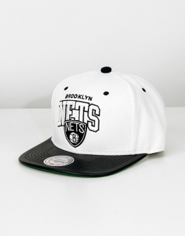 Mitchell & Ness Brooklyn Nets Snapback Şapka DM206BY