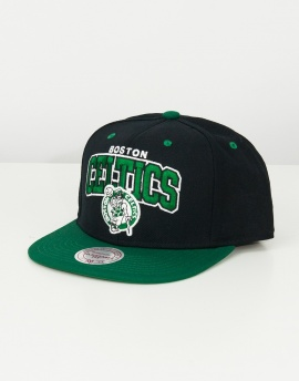 Mitchell & Ness Boston Celtics Snapback Şapka DM205SY