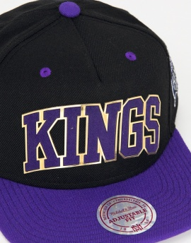 Mitchell & Ness Kings Snapback Şapka DM198SY
