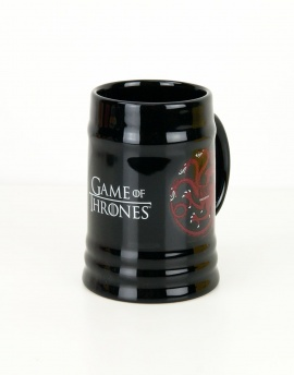 Game Of Thrones Targaryen Kupa Fincan KS1106SY