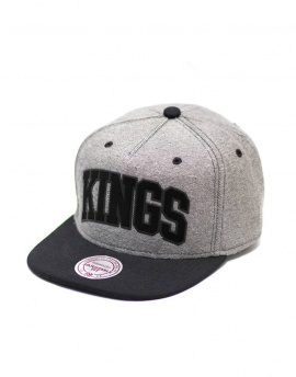 Mitchell & Ness Kings Snapback Şapka DM199GR
