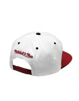 Mitchell & Ness Miami Heat Snapback Şapka DM190BY