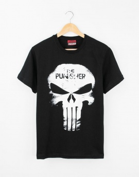 The Punisher Erkek Tişört SU622SY