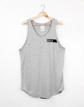BKN BRKLN Long Erkek Tank Top Atlet MD9616GR