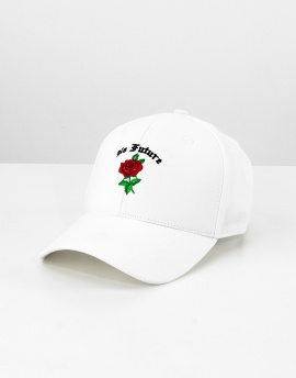No Future Red Rose Cap Şapka NF0095BY