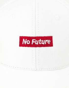 No Future Box Logo Cap Şapka NF0096BY
