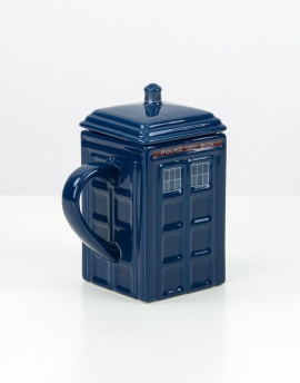 Doctor Who Tardis Seramik Kupa Fincan FT1005LC