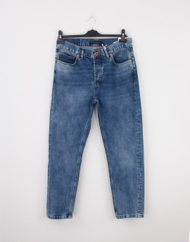 GRJ Denim Slim Fit Erkek Jean Kot Pantolon MD9432MV